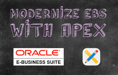 Modernizing EBS with APEX
